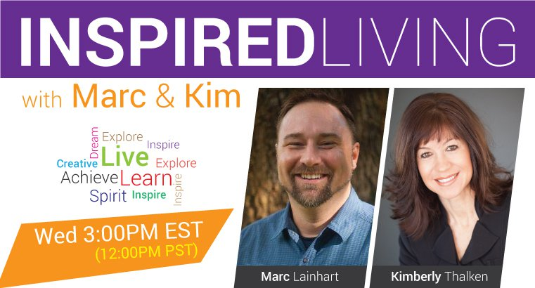 Inspired Living with Hosts Marc Lainhart and Kimberly Thalken